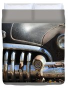 Old Drive  Duvet Cover