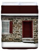 Old Entryway Duvet Cover