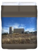 Old Feed Store Duvet Cover