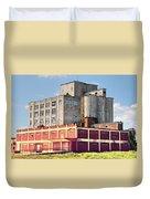 Old Flour Mill Duvet Cover