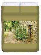 Old Garden Tap Duvet Cover