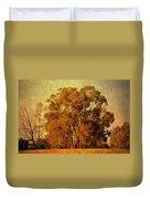 Old Gum Tree Duvet Cover