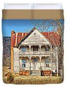 Old Homestead Duvet Cover
