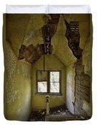 Old House 1 Duvet Cover by Roger Snyder