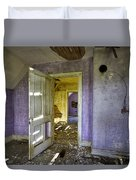 Old House 2 Duvet Cover by Roger Snyder