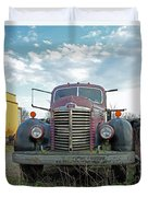 1946 International Truck Duvet Cover