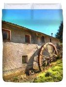 Old Mill - Antico Mulino Duvet Cover