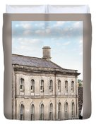 old mill building Oxford, England Duvet Cover
