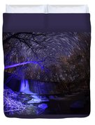 Old Mill Warp Duvet Cover