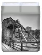 Old Mine Duvet Cover by Adrian Evans