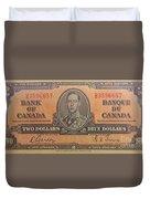 Old Money Duvet Cover
