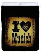 Old Munich Duvet Cover