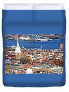 Old North Church Duvet Cover