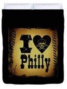 Old Philadelphia Duvet Cover