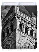 Old Post Office Pavilion Tower #2 Duvet Cover