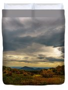 Old Rag - Calm Before The Storm Duvet Cover