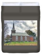 Old Reform Church Duvet Cover