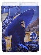 Old Riyadh Duvet Cover