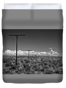 Old Route 66 #2 Duvet Cover