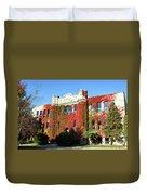 Old School Duvet Cover
