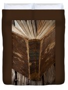 Old Shakespeare Book Duvet Cover by Garry Gay