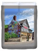 Old Silk Mill - Derby Duvet Cover