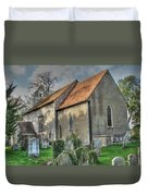 Old St Mary's Walmer Duvet Cover