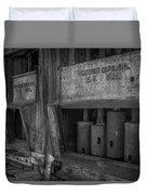 Gray's Stamp Mill Duvet Cover