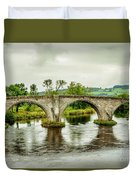 Old Stirling Bridge Duvet Cover