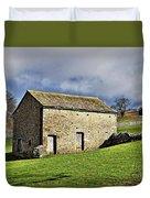 Old Stone Barns Duvet Cover