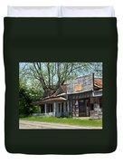 Old Store Duvet Cover