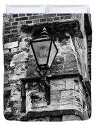 Old Street Light Duvet Cover