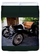 Old Timer Duvet Cover