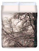 Old Tree 2 Duvet Cover