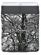 Old Tree 5 Duvet Cover