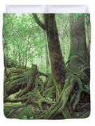 Old Tree Root Duvet Cover