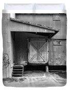 Old Warehouse Norwich Vermont Duvet Cover