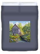 Old Watermill Duvet Cover