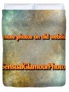 Old Website Duvet Cover