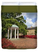 Old Well At Chapel Hill Duvet Cover