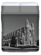 Old West End Our Lady Queen Of The Most Holy Rosary Cathedral II Duvet Cover