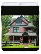 Old West End Pink 2 Duvet Cover