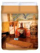 Old Whiskey Duvet Cover