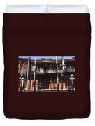 Old Ybor Duvet Cover