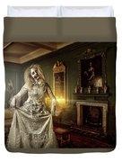 Olde Maiden Duvet Cover