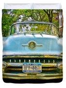 Oldsmobile Duvet Cover
