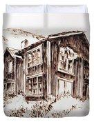 Oldstead Duvet Cover