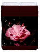 Oleander Bloom Duvet Cover
