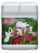 Oleander Casablanca 1 Duvet Cover