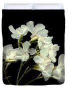 Oleander Duvet Cover